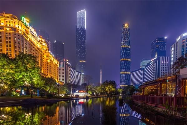 建筑夜景照明设计要达到艺术理念的展现