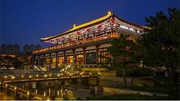古建筑灯光亮化工程更好的表现古建筑神圣与庄严