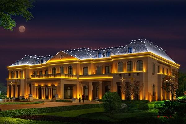 建筑照明工程的步骤是什么?
