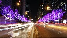城市道路亮化工程需要注意的几点