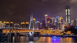 城市夜景灯光亮化是城市风景线组成部分