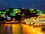 山体照明亮化-避免灯光对城市的污染