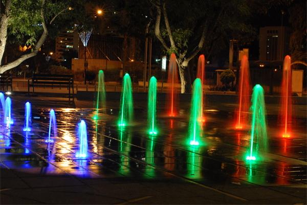 公园亮化工程