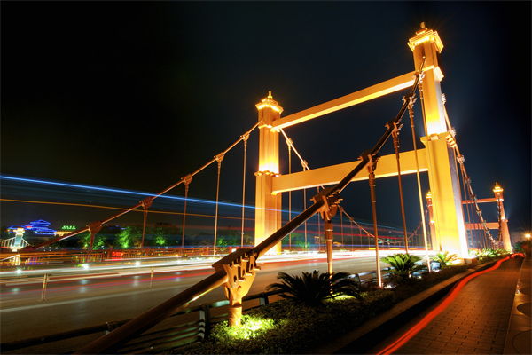 城市户外亮化工程