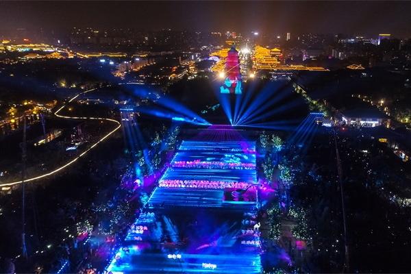 城市灯光照明工程