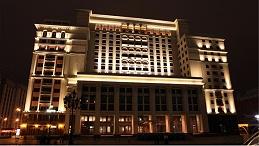 酒店夜景照明设计要明确灯光感受体验
