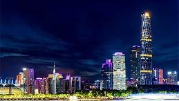 城市景观亮化工程提升城市影响力