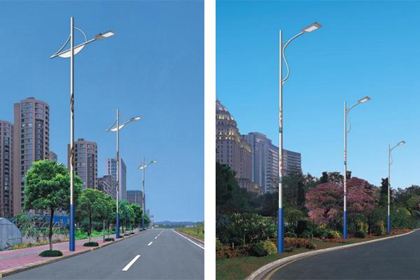 道路亮化工程-是城市建设规划重要组成