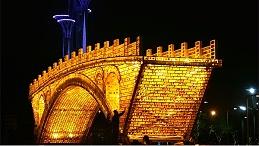 通过建筑夜景照明的四个方面来表达建筑文化