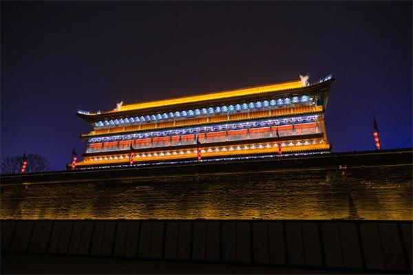 建筑物灯光照明设计