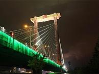 桥梁夜景亮化工程-打造城市夜间风景线