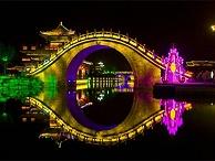 景区桥体亮化-达到美化夜景的目地