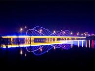 桥梁亮化工程-展现不一样的照明效果