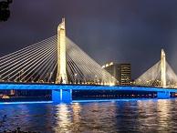 公路桥亮化工程-为夜晚带来绚丽灯光