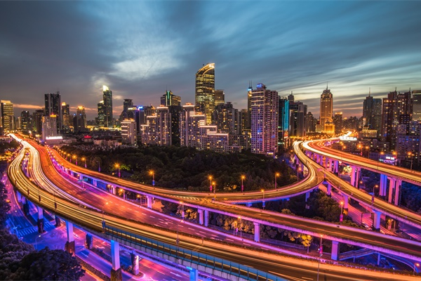 城市艺术灯光亮化提升市民的幸福感