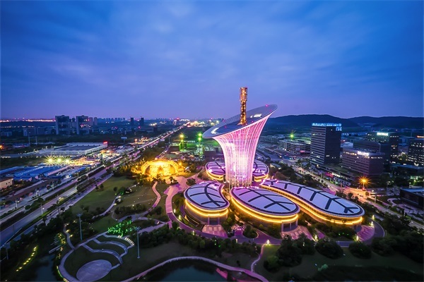 开展城市景观照明需符合以下三点