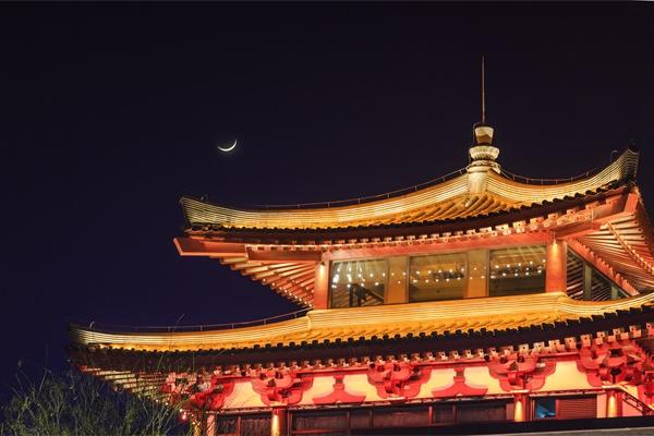 古建筑照明设计商业价值日益受到重视