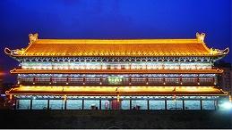 古建筑亮化设计采用的照明手法分析