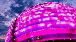 物联网智慧城市照明促进城市经济发展