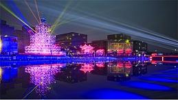 文旅景区灯光照明用文化增加旅游魅力