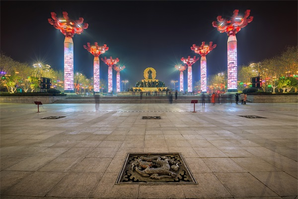 城市广场照明设计