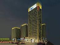 办公楼亮化-融合照明主题风格