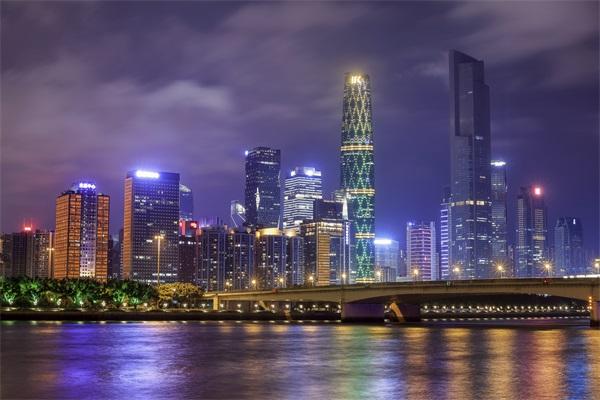 城市led灯光亮化