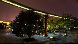城市景观亮化工程给人带来美的享受