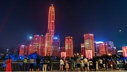 城市夜景亮化工程带来积极的社会效益