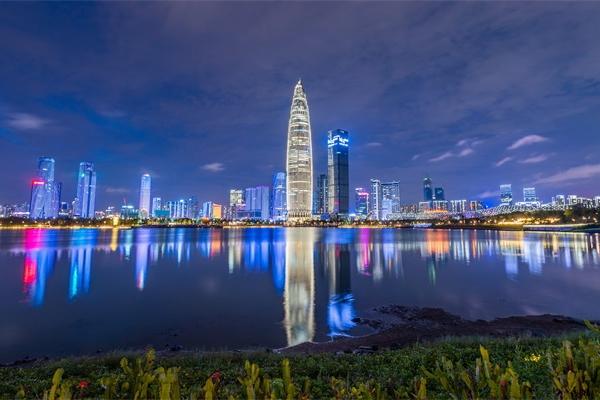 地标建筑灯光亮化体现一座城市的文化内涵