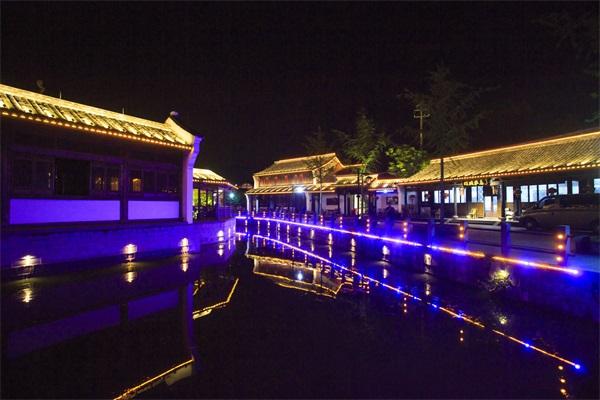 旅游景区照明设计