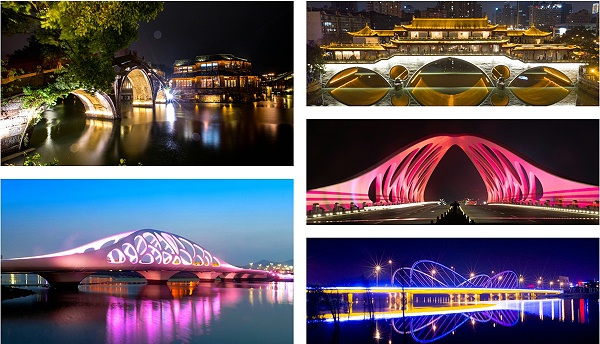 桥梁亮化照明工程