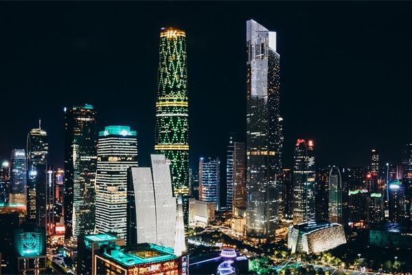 城市灯光亮化