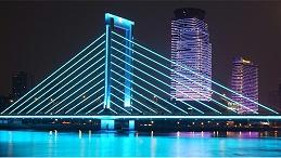 城市夜景亮化工程对城市规划的重要性