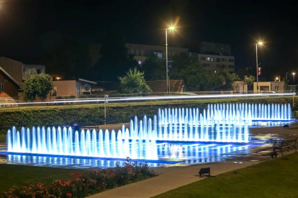 水景景观照明设计