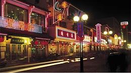商业街灯光亮化应有自己独一无二的设计风格