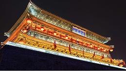 古建筑灯光照明应突出建筑文化和艺术内涵