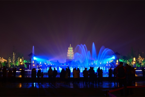 主题公园照明设计需要注意的事项