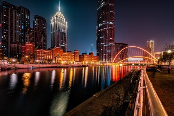 城市led景观亮化