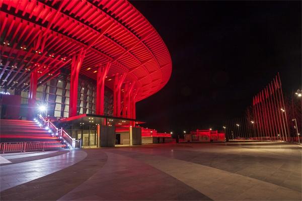 建筑物亮化设计