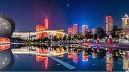 城市景观亮化发展历程分析