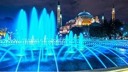 公园景观灯光亮化4要素你知道是什么吗?