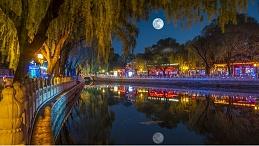 公园夜景灯光亮化如何体现人性化设计理念?