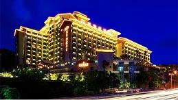 酒店外墙灯光设计体现酒店文化特色