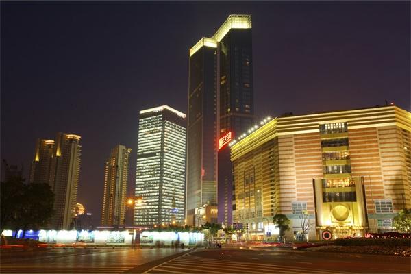 城市夜景照明设计