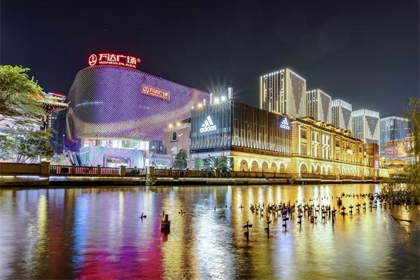 商场建筑照明