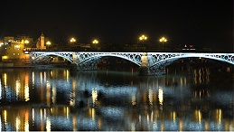 桥梁灯光亮化设计必须要满足道路照明规范