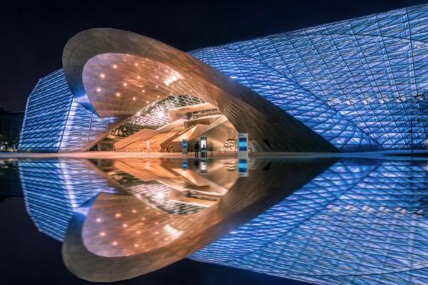 场馆亮化工程-是城市发展的重要构成