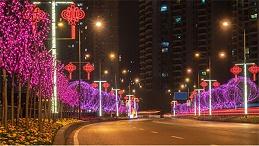 夜景灯光设计是一种以实用为主的设计