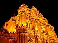 教堂led灯光亮化